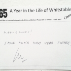 365 comments in Whitstable