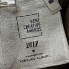 Logo on event goodie bags