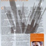 "Kent Women in Business Magazine: ""The Creative Industry is an Economic Force"" 