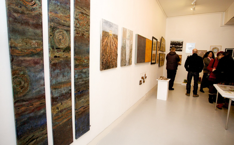 SOIL - Exhibition