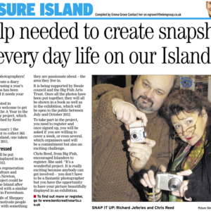 Times Guardian | 9th December 2010 | A Year in the Life of Sheppey