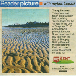 East Kent Gazette | 2nd February 2011  | A Year in the Life of Sheppey