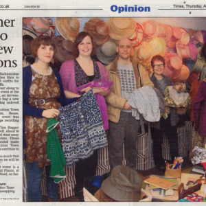 Faversham Times | 7th April 2011  | A Year in the Life of Faversham