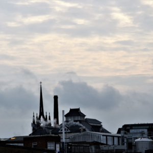 2017-09-29-Jeanette Goodall - The Brewery and the Spire - - Shepherd Neame - Faversham