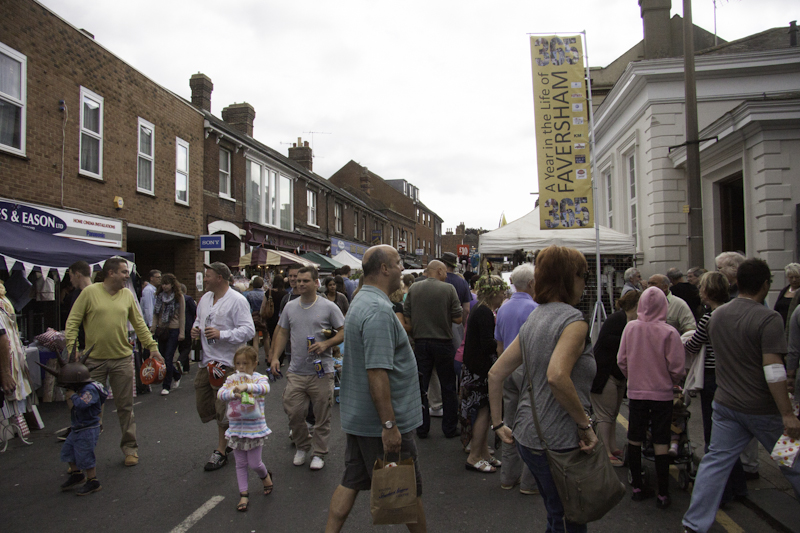 A Year in the Life of Faversham